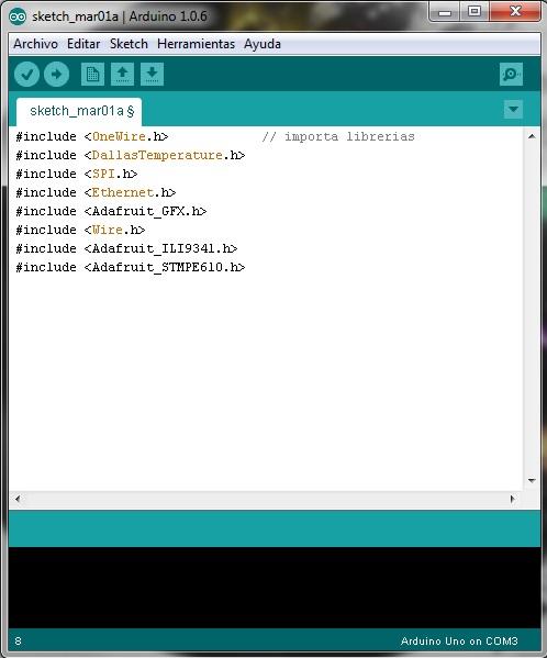 Tutorial arduino uso de sistema onewire openwebinars