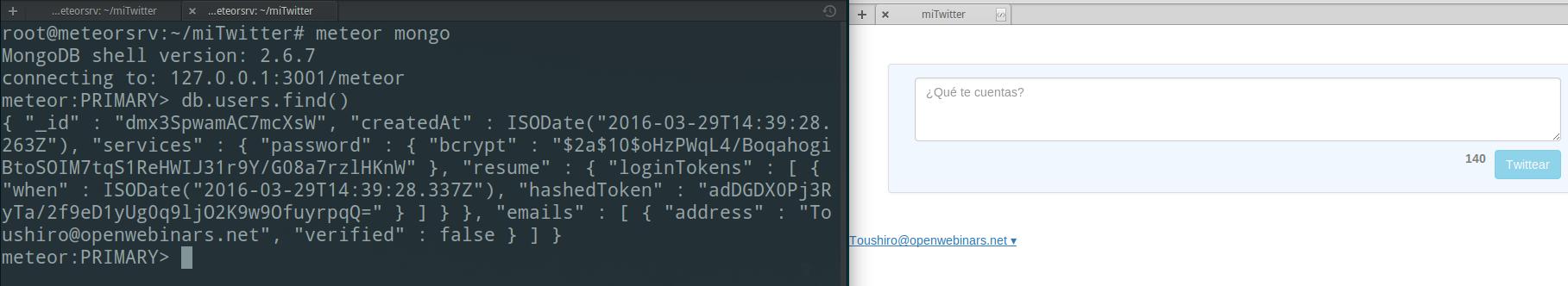 buscar en MongoDB